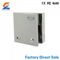 Security Cameras CCTV Power Supply 4 Channel to 18 Channel with CE FCC ROHS