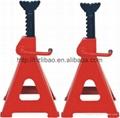 garage repair hydraulic jack stand