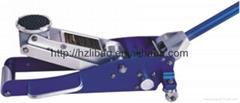 hydraulic aluminium racing floor jack