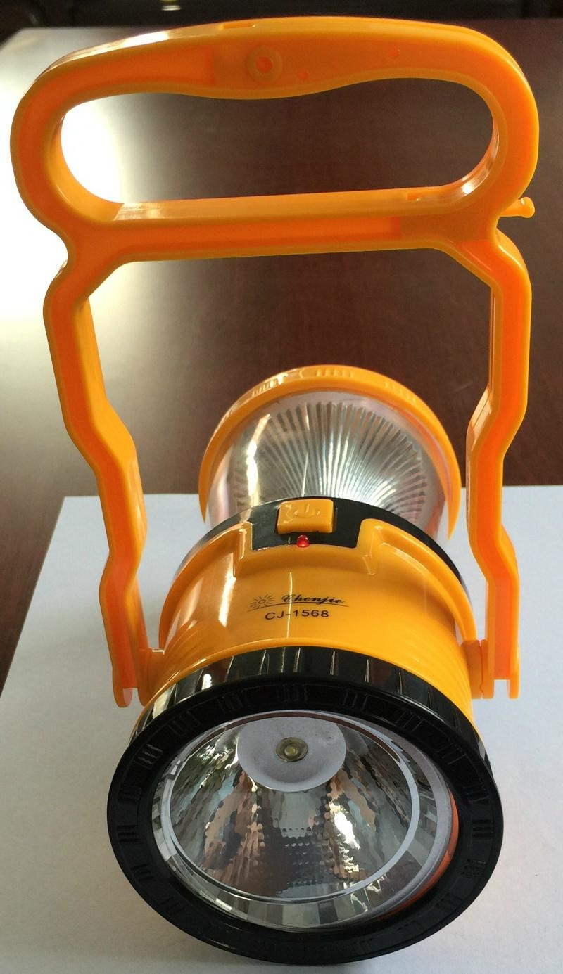 2 in 1 Rechargeable LED Campling Lantern 2