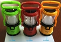 2 in 1 Rechargeable LED Campling Lantern