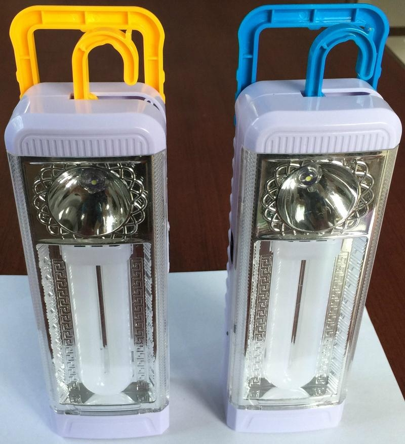 Rechargeable Multifunction LED Handed Lamp Camping Lantern 1