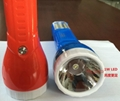 LED Rechargeable Flashlight Torch 4