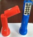 LED Rechargeable Flashlight Torch