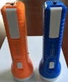 LED Rechargeable Flashlight Torch 1
