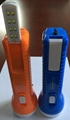 LED Rechargeable Flashlight Torch 3