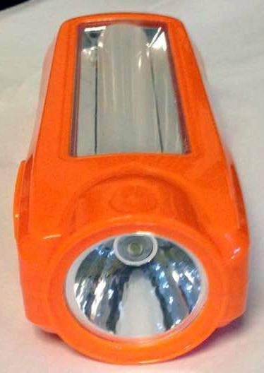 Rechargeable LED Torch Flashlight 1
