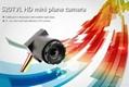 HD CMOS sensor 0.008Lux illumination