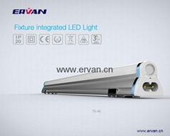 jewelry lighting ,linear shelf lighting,TUV approved linkable T5 tube