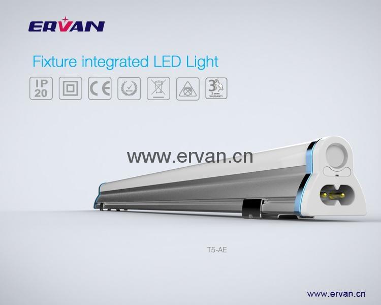 jewelry tube ,linear shelf lighting,TUV integrated T5 tube 4