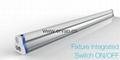 jewelry tube ,linear shelf lighting,TUV integrated T5 tube 13