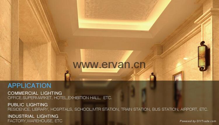 jewelry tube ,linear shelf lighting,TUV integrated T5 tube 2