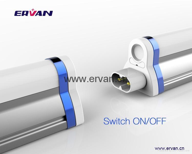 jewelry tube ,linear shelf lighting,TUV integrated T5 tube 1