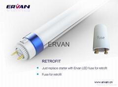 1200mm 20w LED Tube light ,TUV&VDE Tube 5 years warranty
