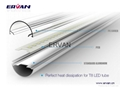 high efficiency tube t8 130LM/W T8 Tube LED with TUV VDE approval 8
