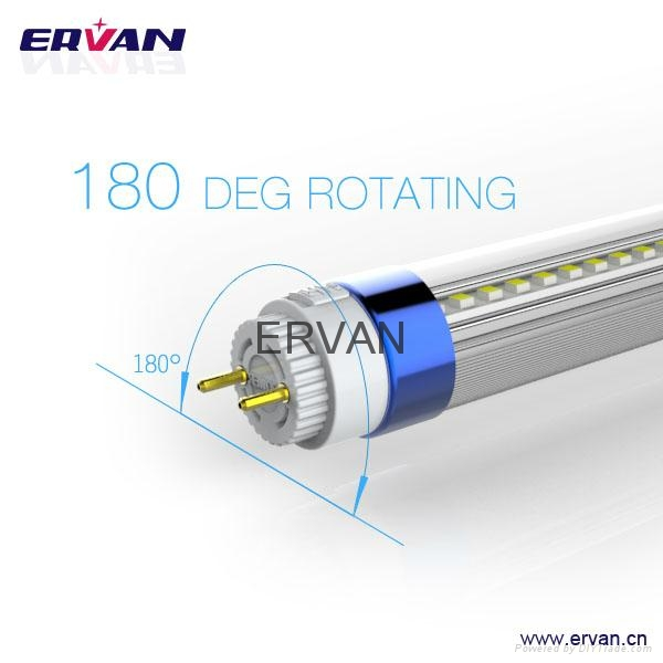 high efficiency tube t8 130LM/W T8 Tube LED with TUV VDE approval 12