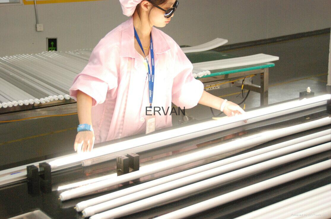 high efficiency tube t8 130LM/W T8 Tube LED with TUV VDE approval 17