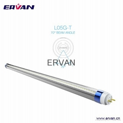T8 1200mm lighting Tube led ,70 degree Beam Angle