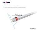 ERVAN TUV  600MM 9W LED emergency lights 7