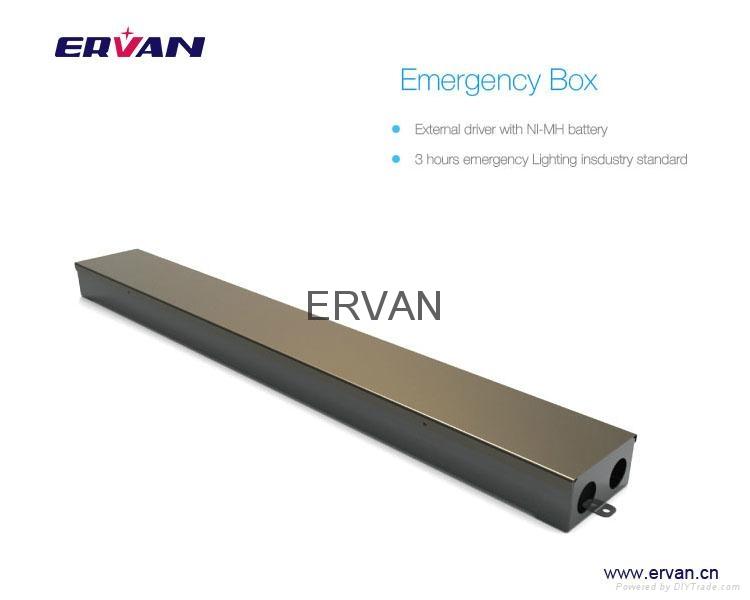 ERVAN TUV  600MM 9W LED emergency lights 8