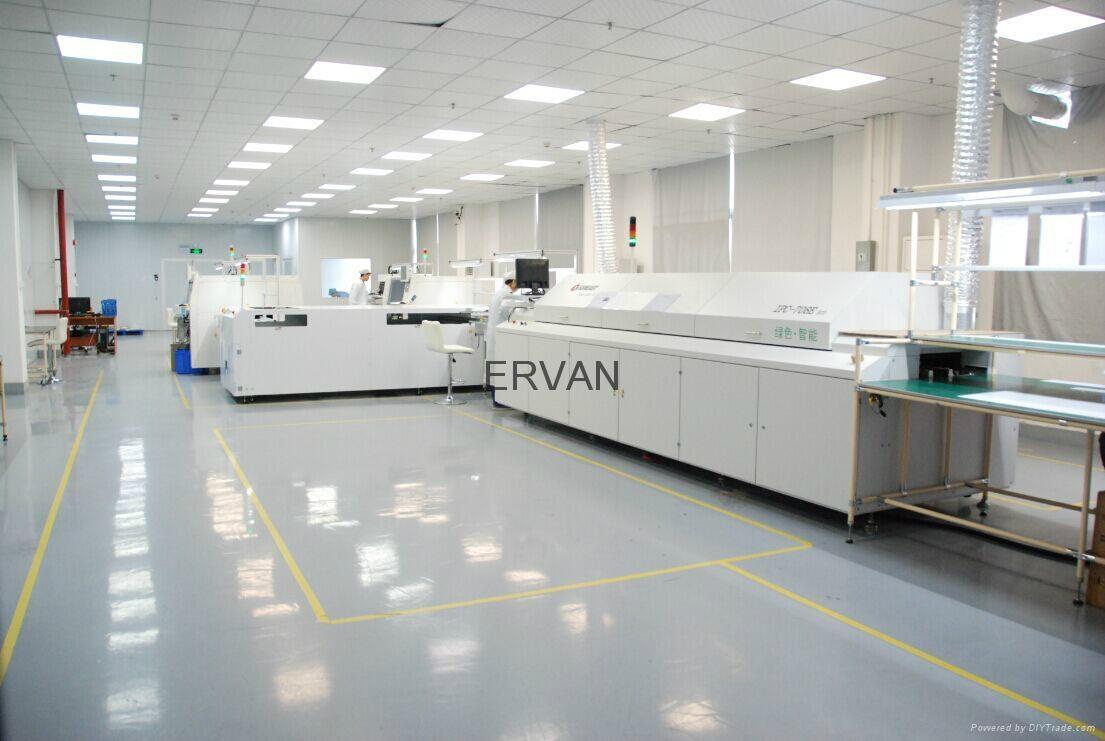 ERVAN TUV  600MM 9W LED emergency lights 11