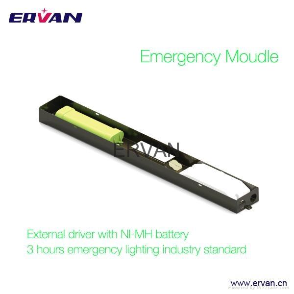 ERVAN TUV  600MM 9W LED emergency lights 12