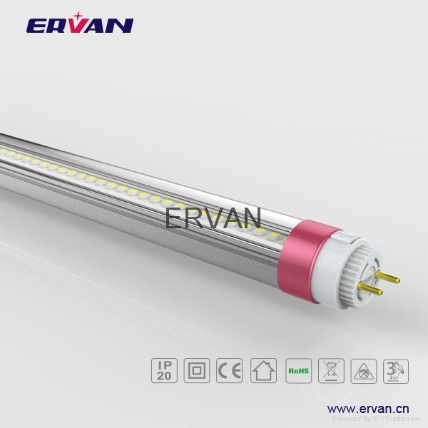ERVAN Meat T8 LED Tube Pink Tube 30w 5ft for supermarket 3
