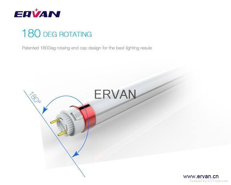 ERVAN Meat T8 LED Tube Pink Tube 30w 5ft for supermarket 4
