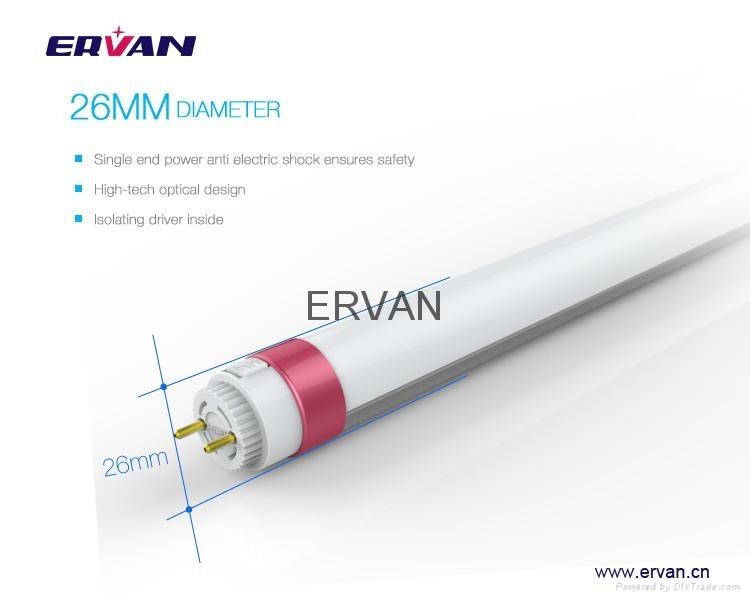 ERVAN Meat T8 LED Tube Pink Tube 30w 5ft for supermarket 1