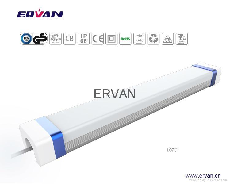 Excellent Heat Dissipation IK10 light tube Motion Sensor 3