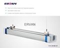 Excellent Heat Dissipation IK10 light tube Motion Sensor 8