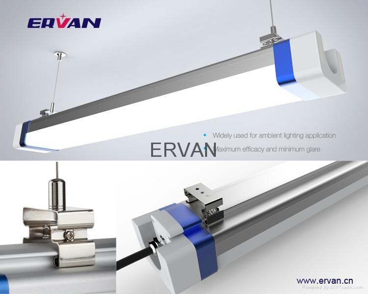Excellent Heat Dissipation IK10 light tube Motion Sensor 9