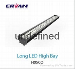 TUV approved Industrial led lightings linear high bay lighting