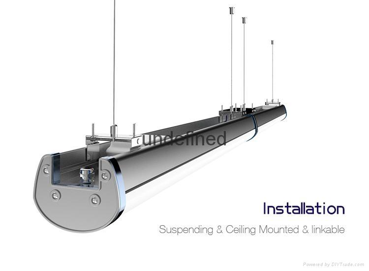 TUV approved 120W IP65 LED LIGHT BAR 9