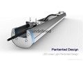 TUV listed IP44 linear light led
