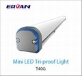 ERVAN Volume supply IP65 25W AC100-277V waterproof lighting fixture 8