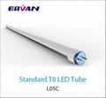 160LM/W TUV listed 11-30w LED T8 Tube