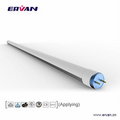 Wholesale 24w 4ft 1200mm T8 VDE LED Tube Light,130LM/W TUBE (Hot Product - 1*)
