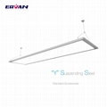 120lm/W CCT dimmable LED Panel light with meanwell driver 6