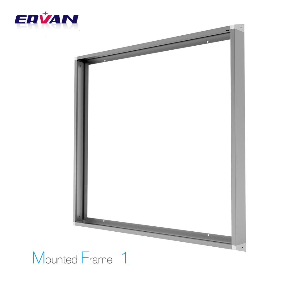 120lm/W CCT dimmable LED Panel light with meanwell driver 7