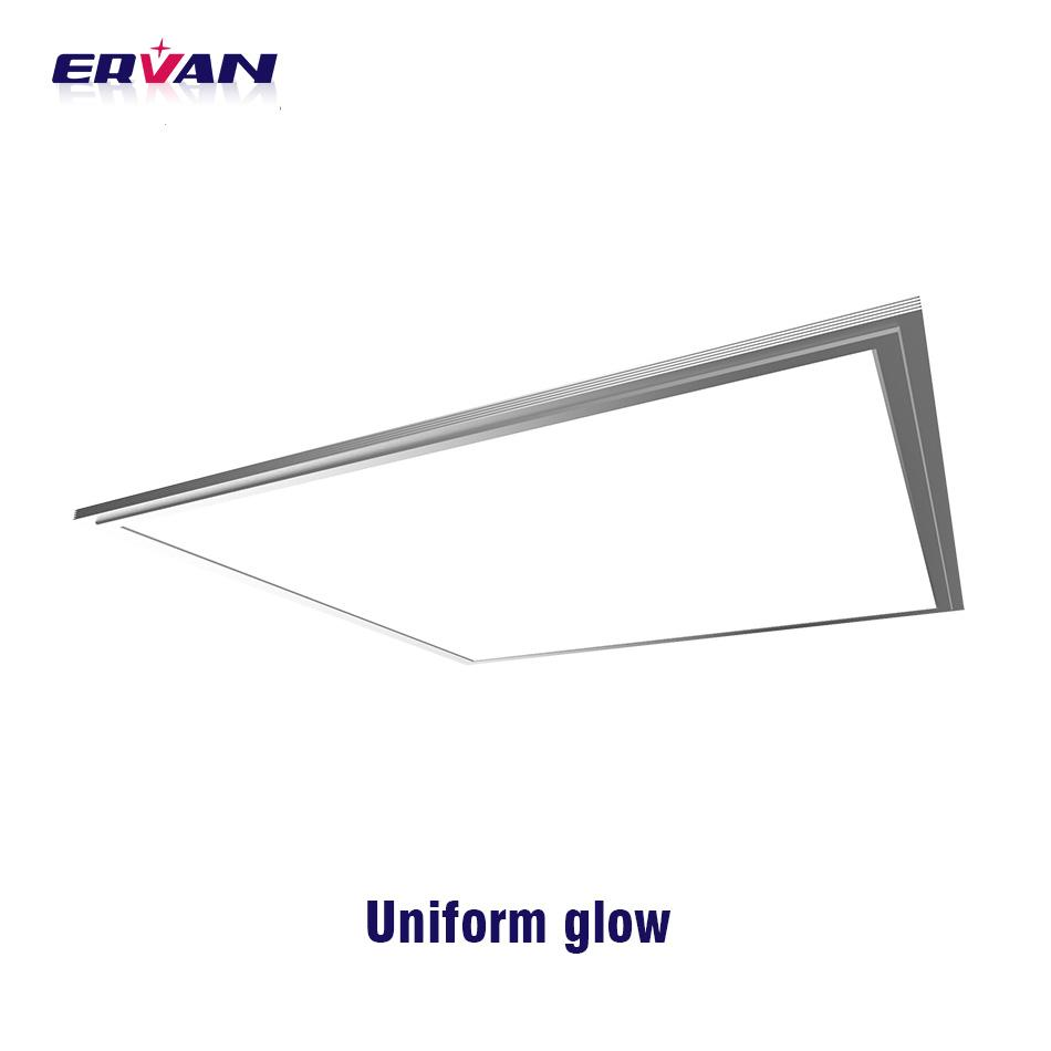 120lm/W CCT dimmable LED Panel light with meanwell driver 12