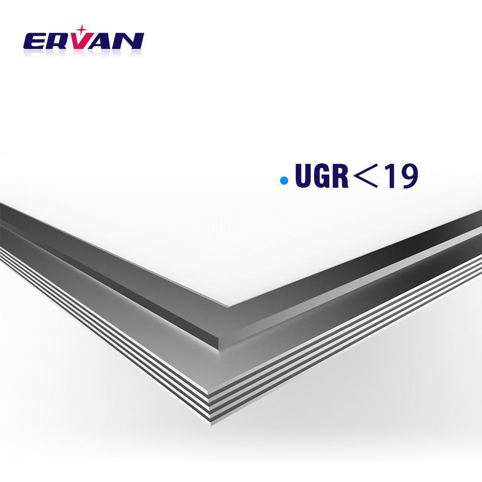 UGR19 LED Panel Silver Or White Edge 54W 11
