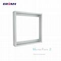 UGR19 LED Panel Silver Or White Edge 54W 17