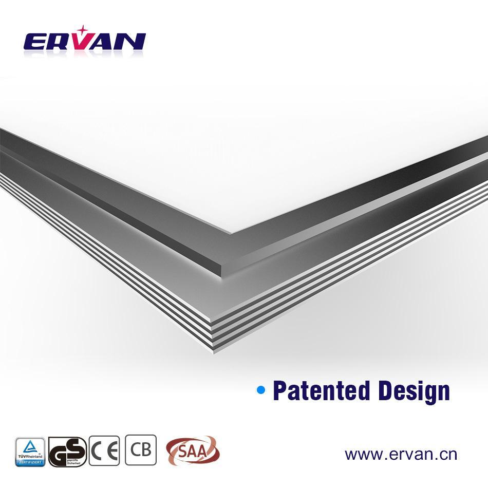 UGR19 LED Panel Silver Or White Edge 54W 19