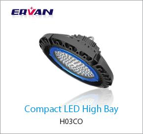 industrial lighting LED Highbay light with 150lm/w TUV approved 2