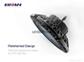 Long life good performance warehouse ufo led high bay light 80-300W