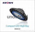 Industrial IP65 anti-corrosion led High bay with TUV ENEC 5 years warranty