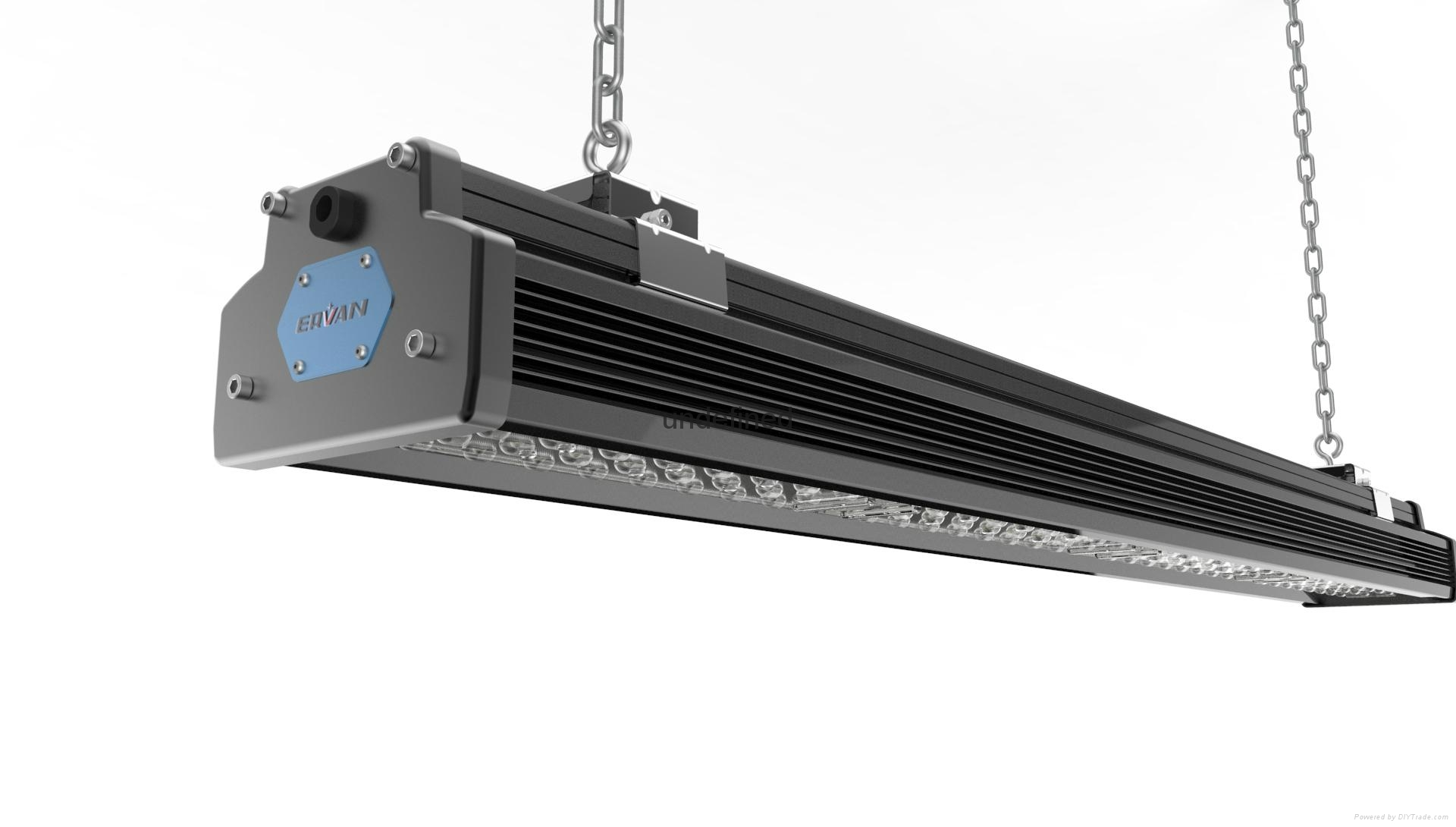 rack linear light led bay high lighting ervan pd china