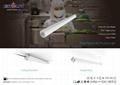 IP69K Anti-oil Food Industry lamp tri-proof light