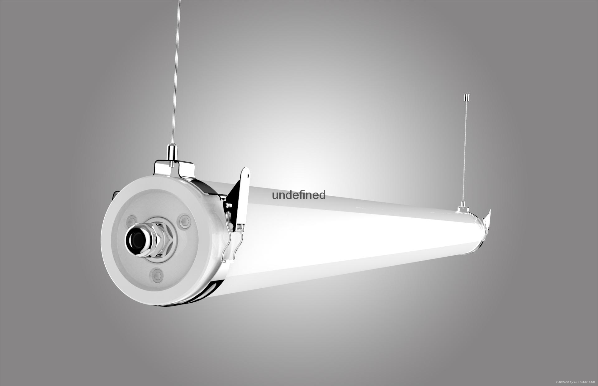 IP69K Anti-oil Food Industry lamp tri-proof light 15